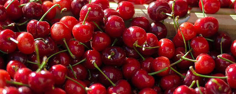 Cherries Season Cooking Spokane
